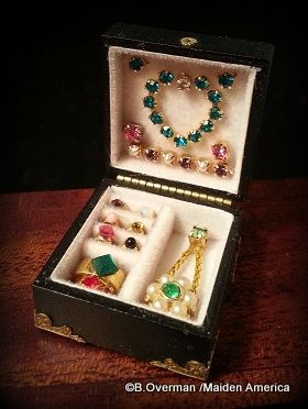"""NAME-National Association of Miniature Enthusiasts: Day 9 - """"12 Days of Christmas Auction"""""""