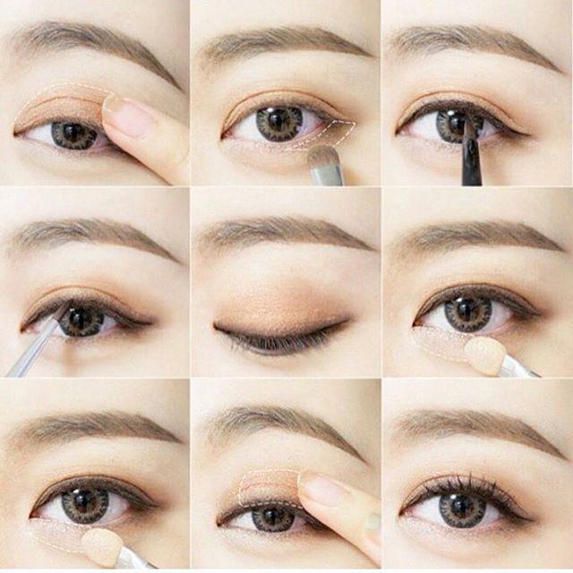 monolid eye