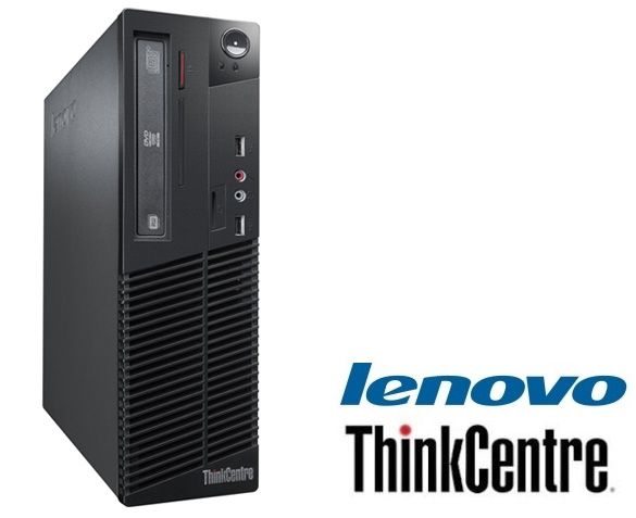 Dagaanbieding: €119,95 ipv €539 - Lenovo Thinkcentre M71E Refurbished Desktop; Intel G620 Dual Core processor, 4GB DDR3 geheugen en 1 jaar garantie!