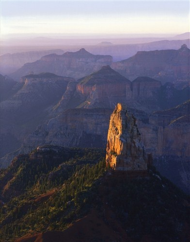 #1 one trip before you die!  Grand Canyon, Arizona (© Mark Sunderland/The Travel Library/Rex Features)