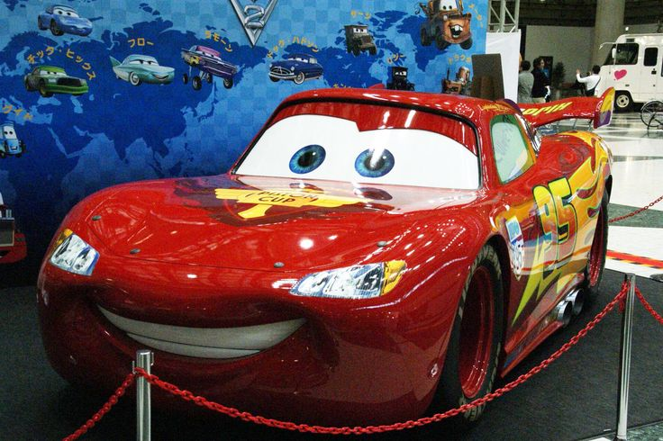 Lightning McQueen  - Coolest & Fastest Car for my son