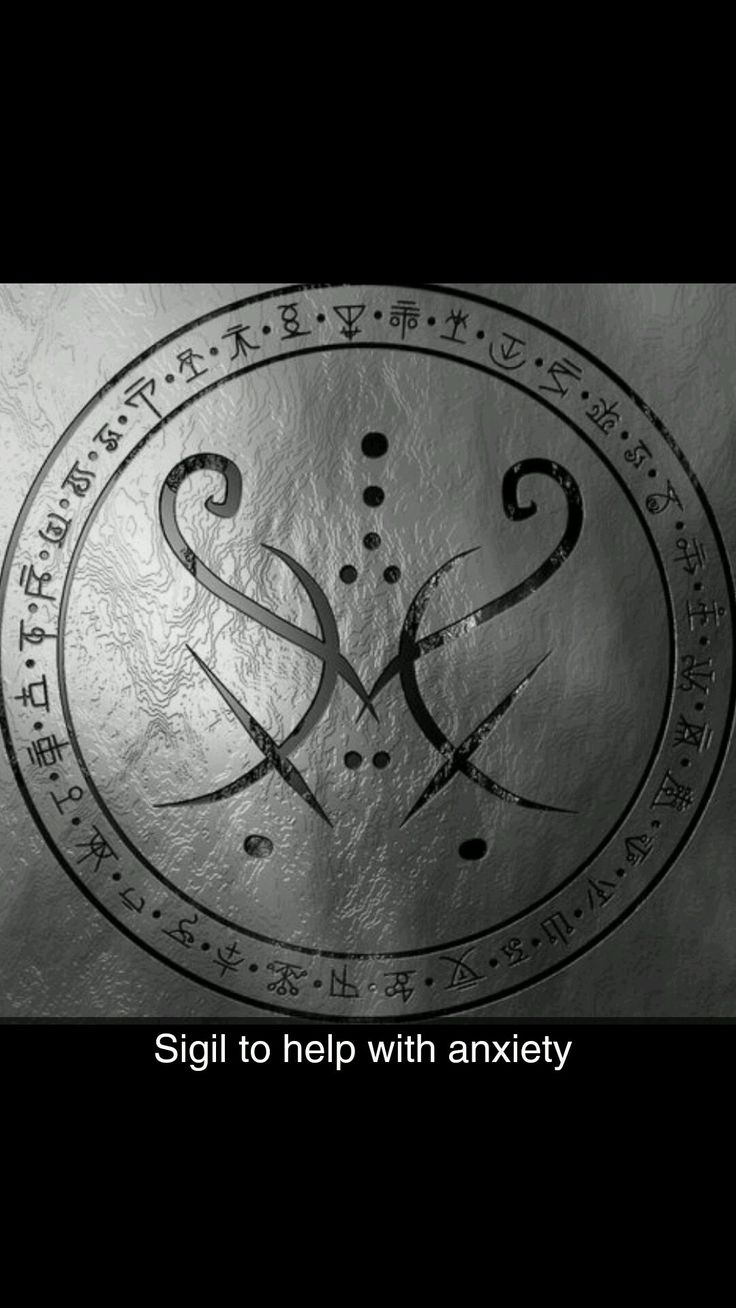 """daddyslilmetalhead: """"Been using this sigil for a while. I keep it drawn on something I carry daily e.g. inside phone case, wallet, handbag etc and I've been doing great """" I'm glad you're getting a lot of use out of my sigil my friend! ^^  and..."""