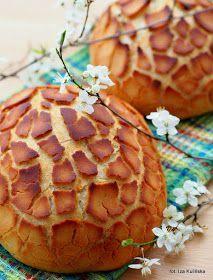 Smaczna Pyza: Domowe pieczywo - Chleb tygrysi - wypiekanie na śniadanie
