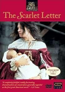 The Scarlet Letter --Hawthorne