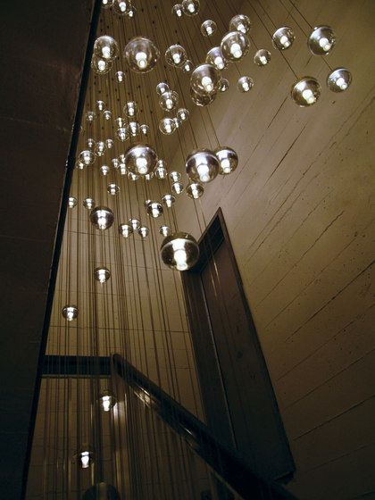 Series 14 by Bocci | Suspended lights