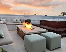 Fotos de Terrazas: Terrazas y Jardines: Modelos de terraza de casas modernas