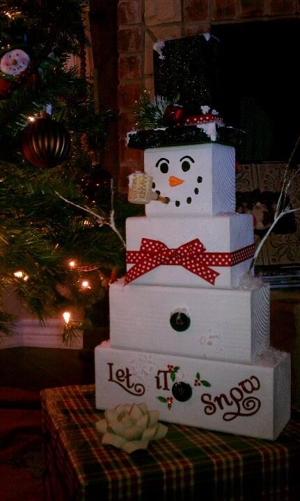 Christmas Crafts Pinterest