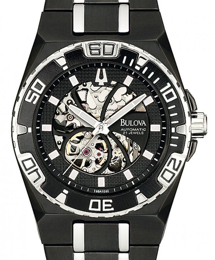 Bulova | BVA-Series 505 | Edelstahl | Uhren-Datenbank watchtime.net
