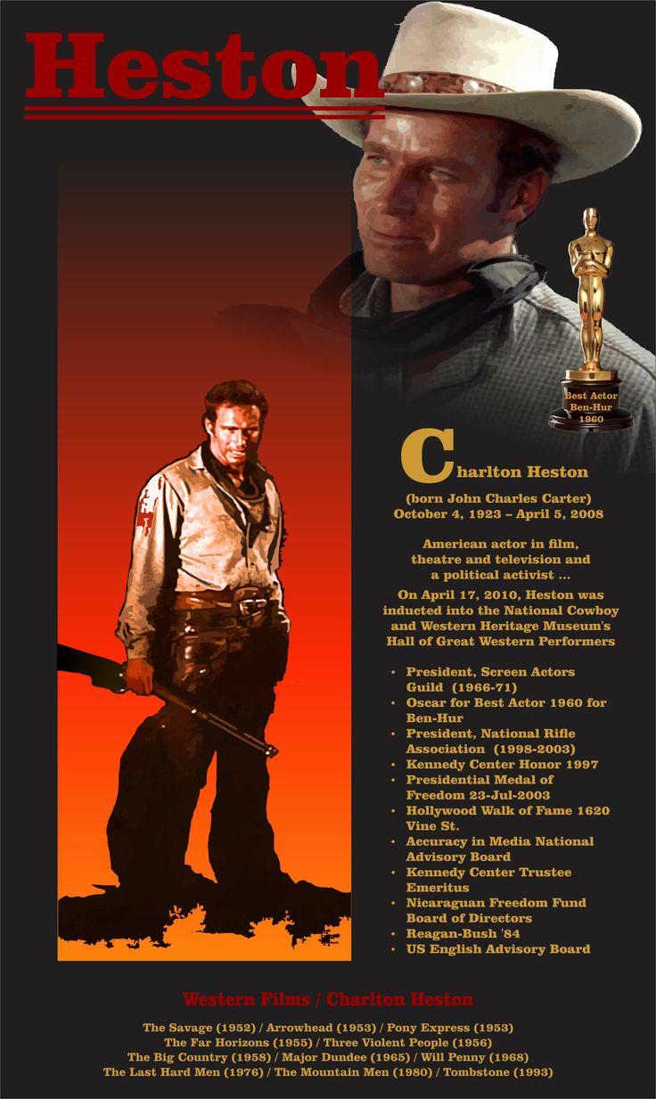 63 best charlton heston movies images by jon on pinterest