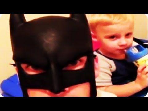 I cried....so funny....▶ BatDad [Vine Video Compilation] - YouTube