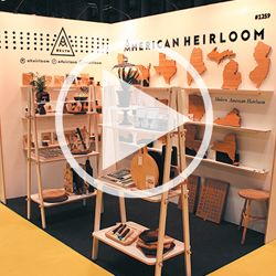 Creativity abounds at the National Stationery Show, held annually at the Jacob K. Javits Convention Center in New York. Check out this Trade Show Video to see oodles of small booths that are just as whimsical as the paper products being peddled from within their clever confines.