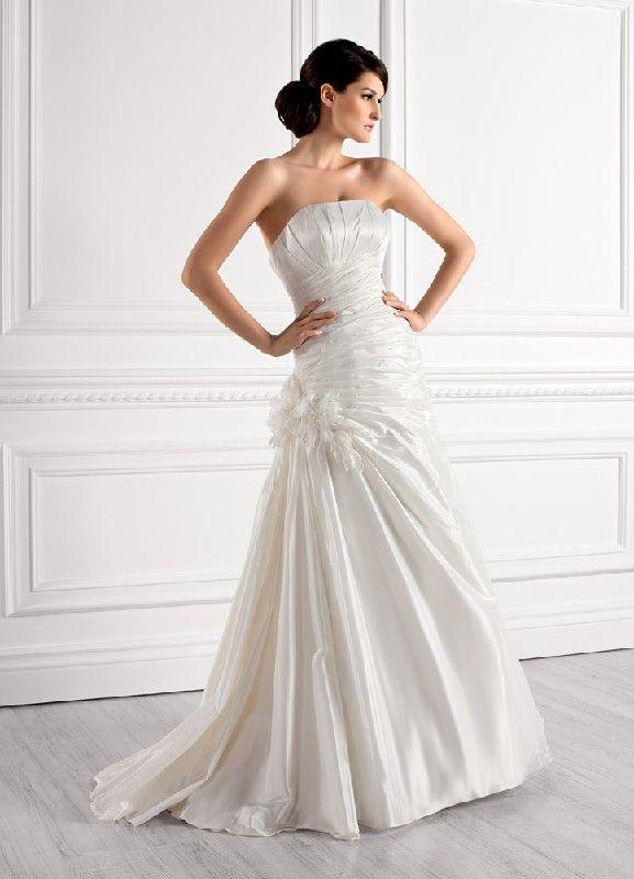 13 best Kleider images on Pinterest | Wedding frocks, Short wedding ...