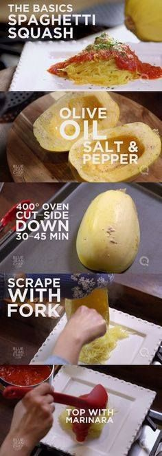 How To Make A Delici How To Make A Delicious Spaghetti Squash...  How To Make A Delici How To Make A Delicious Spaghetti Squash Recipe : http://ift.tt/1hGiZgA And @ItsNutella  http://ift.tt/2v8iUYW