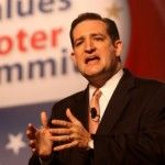 Ted Cruz fires back at hecklers: 'How scared is the president?'