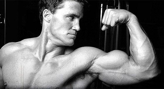 Greg Plitt's 9 Laws For Body Building