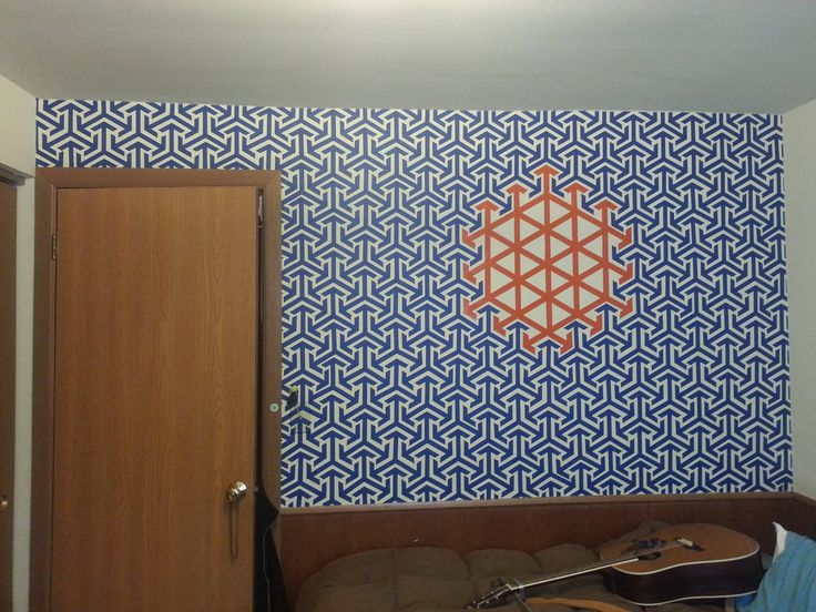 1000 Ideas About Painters Tape Design On Pinterest Wall