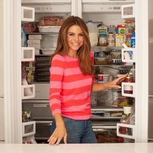 See Inside the Fridges of 5 Healthy Celebrities - Cooking Light Mobile
