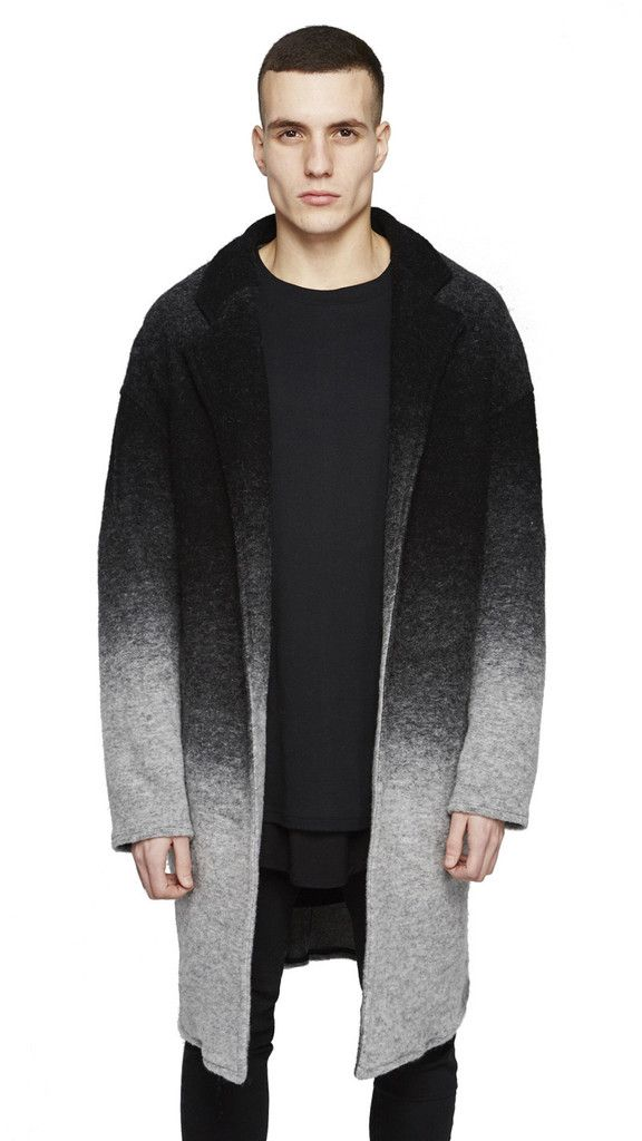 Gradient Overcoat