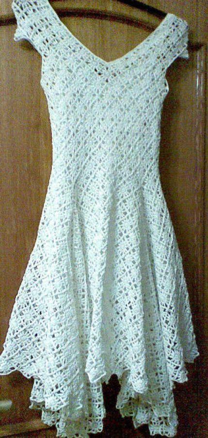 Jacklen crochet dress
