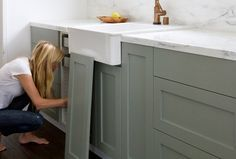 What's the best way to refresh a kitchen without spending a fortune? Paint your kitchen cabinets. For advice on tackling the job, we turned to Albert Ridge, one of NYC's most meticulous professional painters.