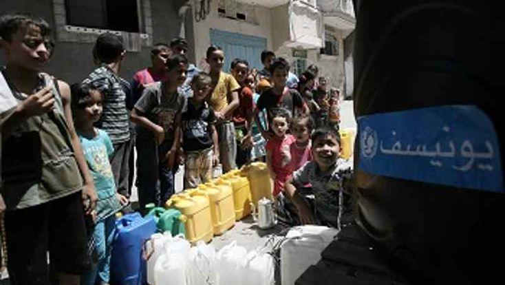 European Union Funds Gaza's Largest Seawater Desalination Plant