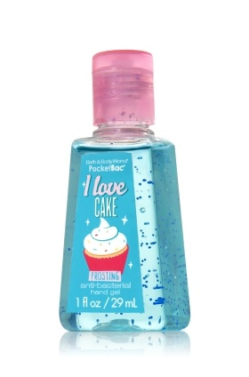 Love these hand sanitizers from Bath & Body Works