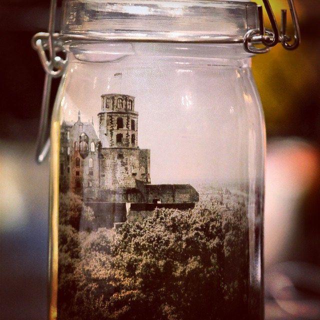 https://flic.kr/p/pR2toe | Heidelberg in a Bottle #art#creative#jar#neat#cool#craft#artist#photo#photography#photooftheday#jar#Heidelberg#Germany#travel#explore#city#old#memory#exposure#amazing#illusion#glass#oil#fun#incredible