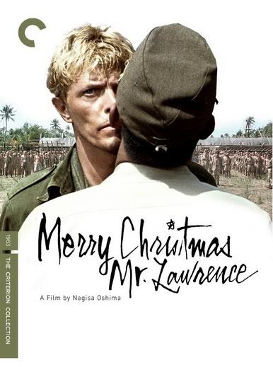 """Merry Christmas Mr. Lawrence"" (1983), directed by Nagisa OSHIMA (1932~2013)…"
