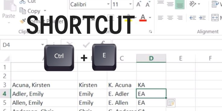 How To Use Excel's New Flash Fill Feature To Recognize Data Patterns | VIDEO: This new Excel feature can read you mind in a flash.