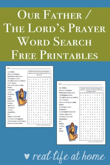 846 best Catholic Printables images on Pinterest | Catholic children ...