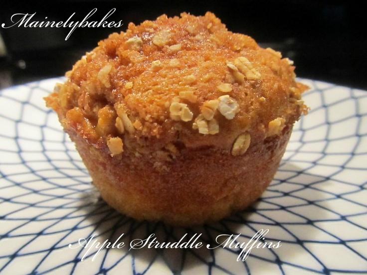 Apple Strudel Muffins: Apples Strudel, Apples Farms, Apple Strudel