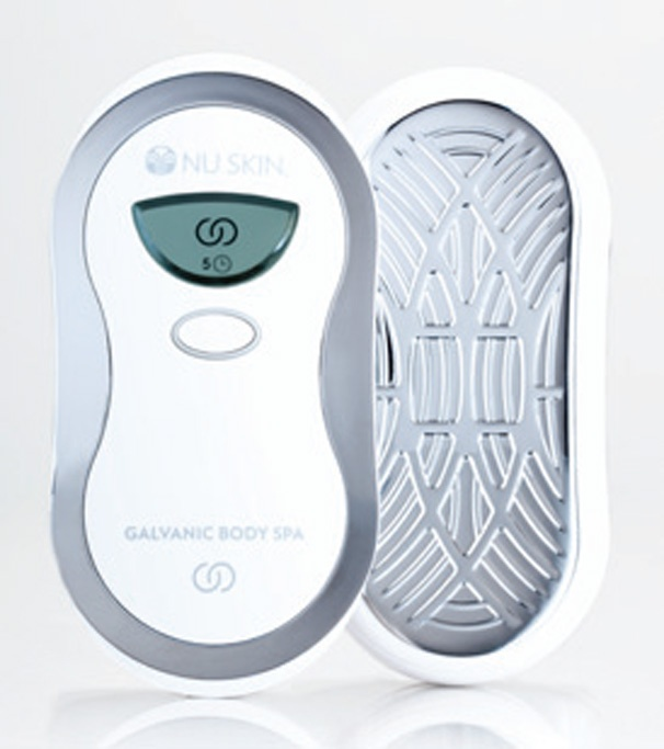 ageLOC Galvanic Body Spa targets the ultimate sources of #aging while diminishing the appearance of fat and cellulite and smoothing skin to provide a slimmer, more toned appearance. Newly developed, patent-pending galvanic pulsating technology is optimized to maximize #anti-aging effects on the arms, abdomen, buttocks and thighs, also helps stimulate, purify, and refresh your skin to reduce the visible signs of aging for a slimmer, smoother, firmer, youthful looking you today and in the…