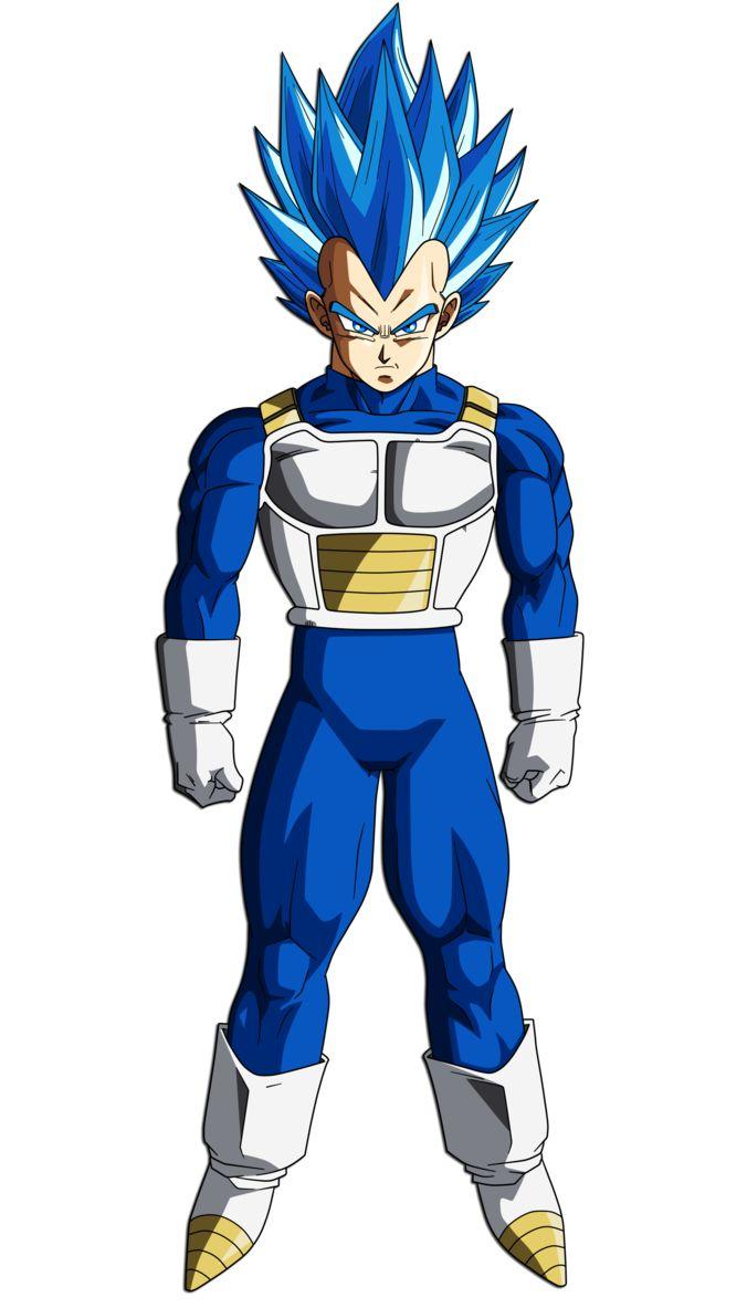 Vegeta (Beyond Super Saiyan Blue) by hirus4drawing