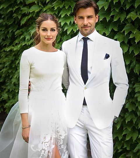 Olivia Palermo's Wedding