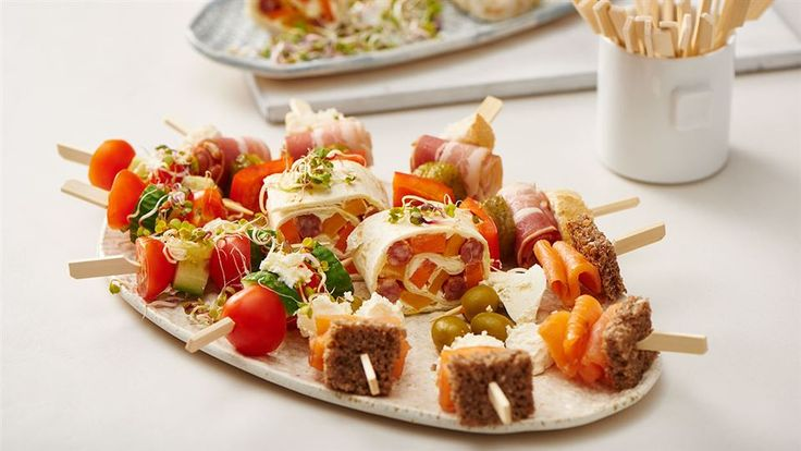 Brakuje Ci pomysłów na imprezowe przekąski? Zajrzyj na stronę Kuchni Lidla! Świeża porcja przepisów od DG!