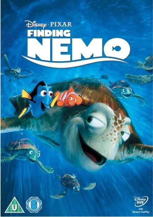 Buy Finding Nemo (DVD) from our Family range - Tesco.com