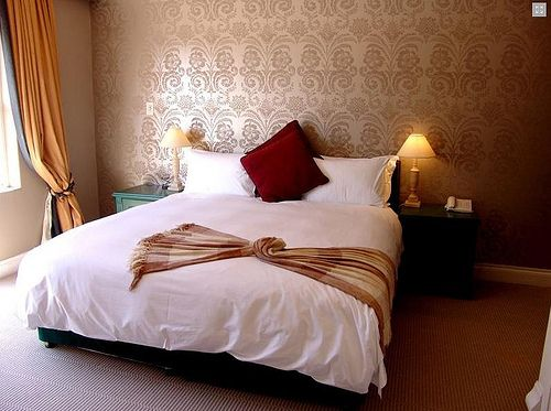 Luxury Room at Fairways Boutique Hotel. Quote & Book: http://www.south-african-hotels.com/
