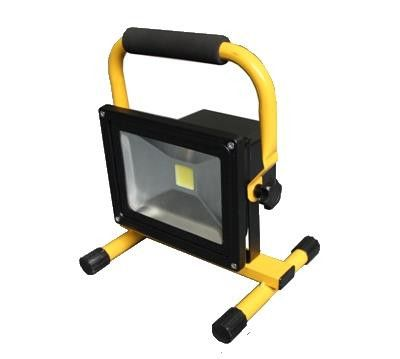 20W Rechargeable LED Flood Light  #ledlights #led #futurelight #futurelightledlightssouthafrica
