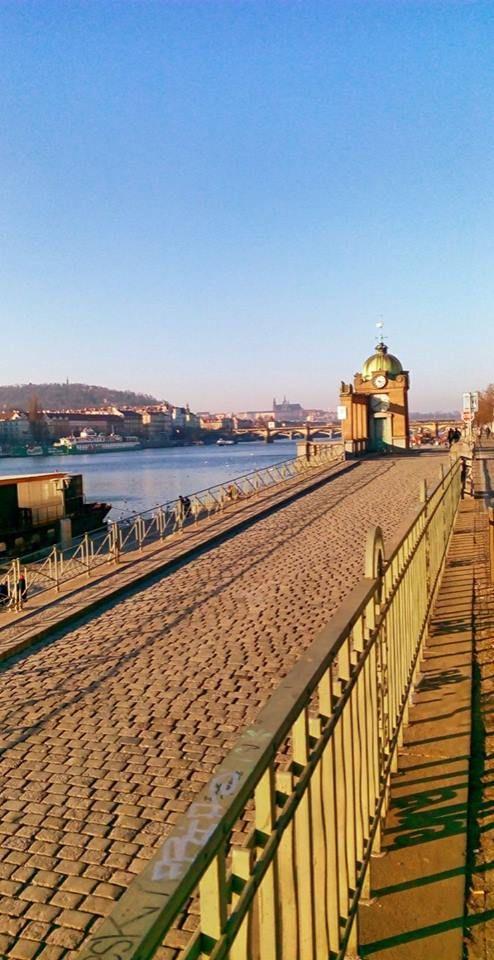 At Náplavka, Prague