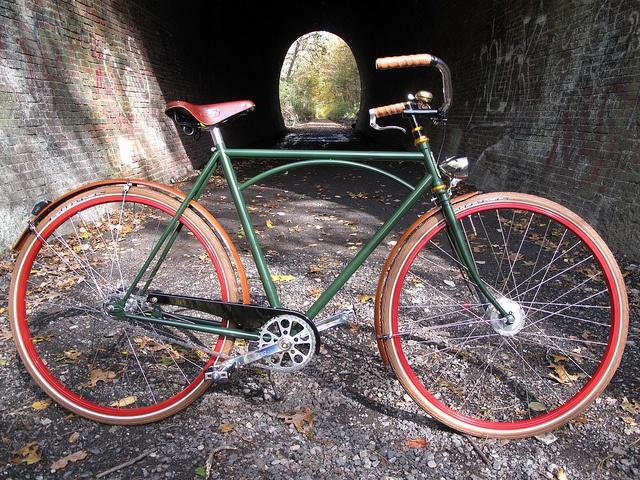 Ant Bikes: Holliston Trail