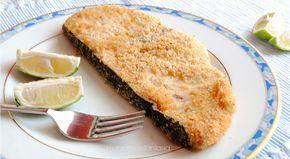 Il pesce spada al forno è perfetto per cuocere il pesce a fette tutto in una volta. Con la panatura qui suggerita otterrete un pesce morbido molto buono.
