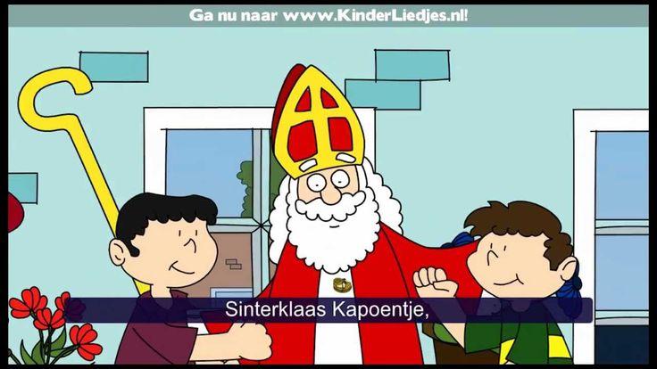 Sinterklaas kapoentje - Sinterklaasliedjes van vroeger