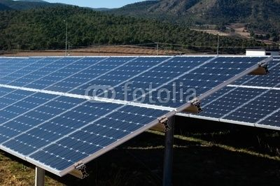 how to power a quarry with solar panels