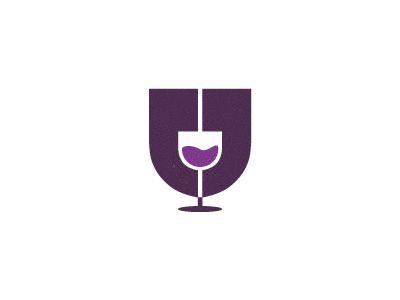 Social Wine Site Logo by Sean Farrell
