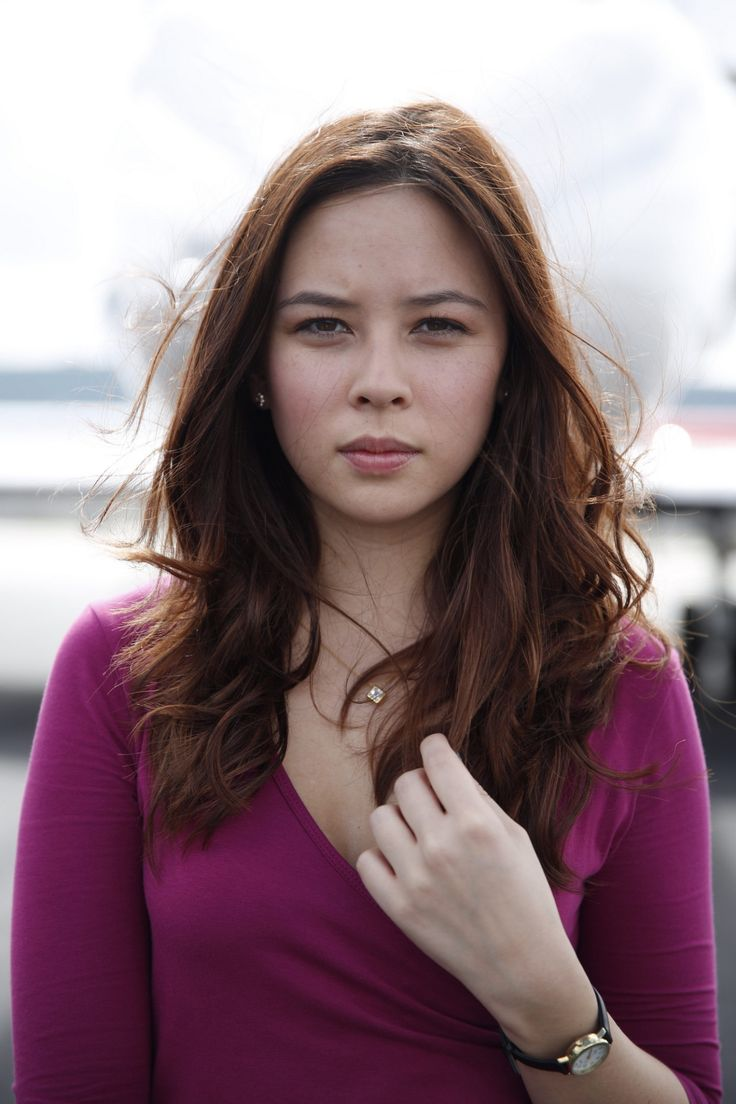 "lonelylilvampire: ""Malese Jow in Plastic (2014) """