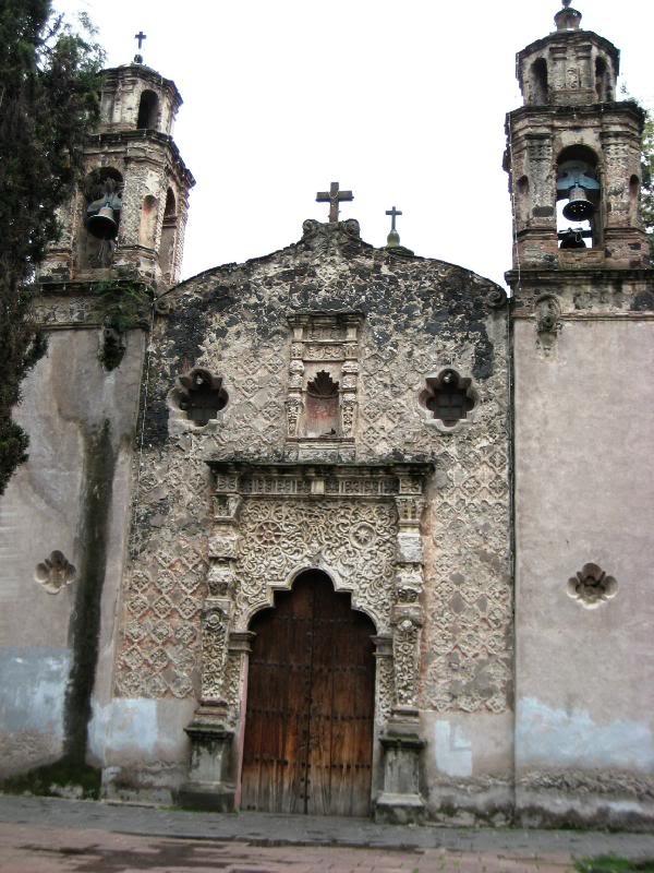 Sagrada Iglesia de la Conchita, Coyoacan ~ #SacredLoving