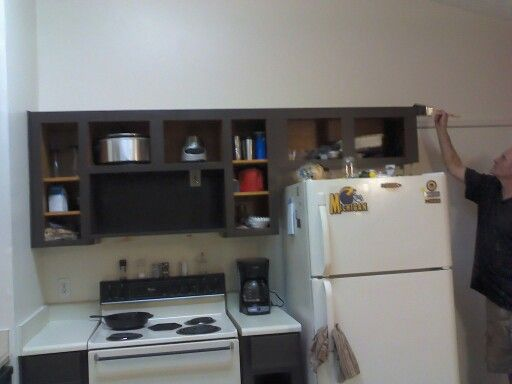 7 best images about kitchen diy on pinterest flats the for Kitchen remake