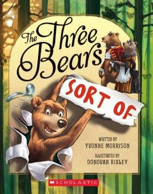 2014 Picture Book finalist: The Three Bears … as you've never seen it before! Hilarious! Once upon a time, there were three bears … What kind? Huh? What kind of bears? Grizzly bears? Sun bears? Polar bears? Um … the last one. And they lived in the woods … Polar bears don't live in the woods. They live in the Arctic. Fall out of your chair laughing as a cheeky child questions every aspect of the classic story of 'The Three Bears'. Don't bears prefer salmon to porridge? And how come they can…