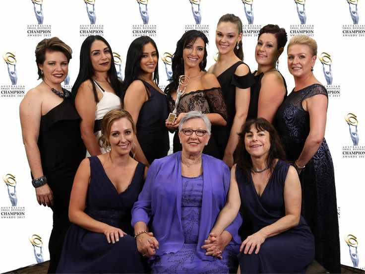 Our award winning team at Temple Skincare & Spa