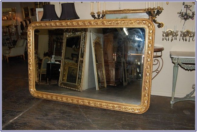 Monumental Large Antique Mirrors For Sale